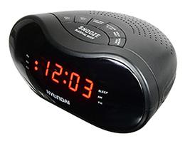 Радиобудильник Hyundai H-RCL160